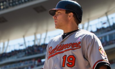 Chris Davis has been red hot in 2013 - Will it continue? (US Presswire)