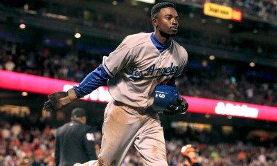 Dee Gordon is moving from a bench role to an everyday starter. (US Presswire)