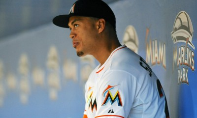 Buying or Selling Giancarlo Stanton for the rest of 2013? . (US Presswire)