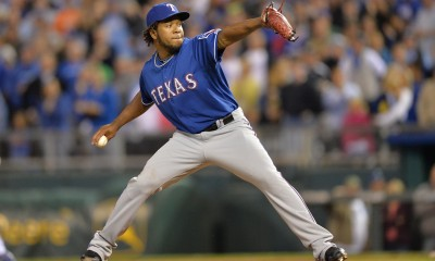 Neftali Feliz could reclaim the closer role in Texas. (US Presswire)