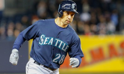 Raul Ibanez refuses to beome irrelevant. (US Presswire)