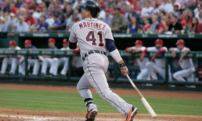 Victor Martinez will see plenty of RBI opportunities the rest of 2013 (US Presswire)